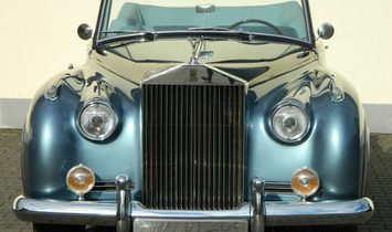 Rolls-Royce Silver Cloud I DHC Mulliner LHD