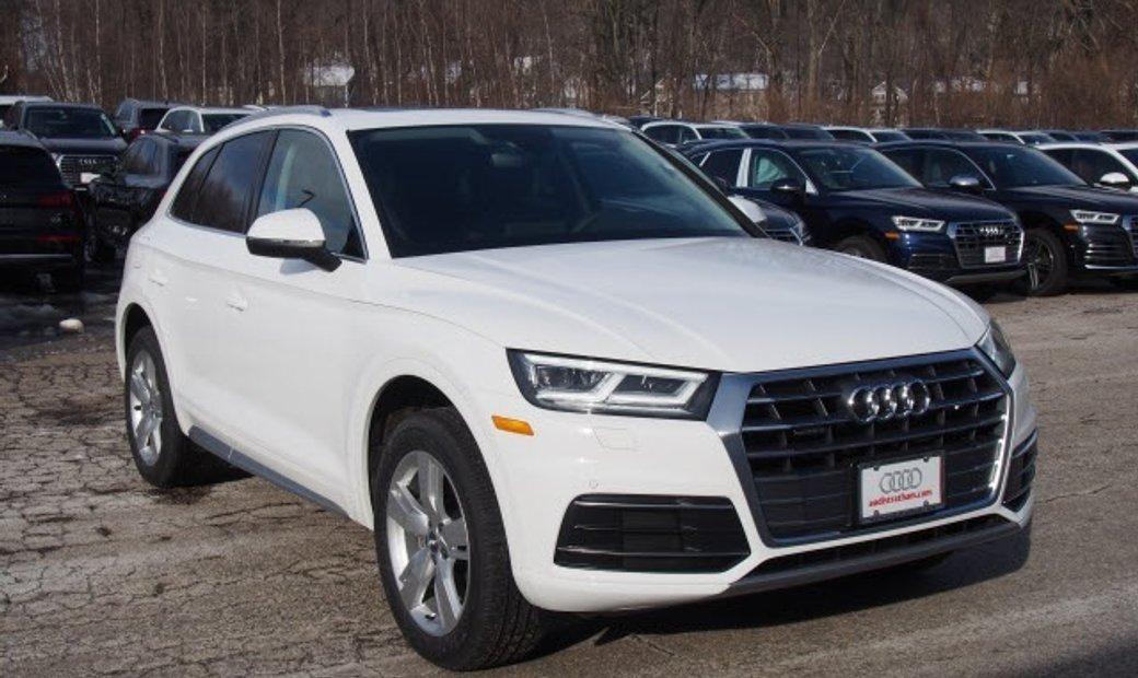 2019 Audi Q5  quattro