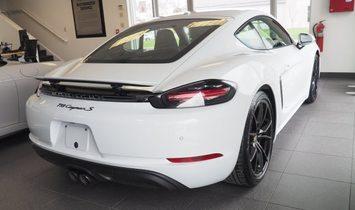 2019 Porsche 718 Cayman S
