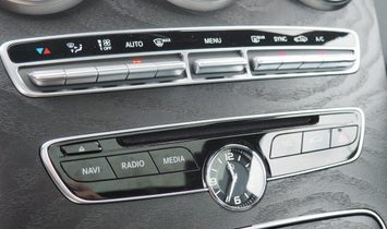 2017 Mercedes-Benz C-Class C 43 AMG® 4MATIC®