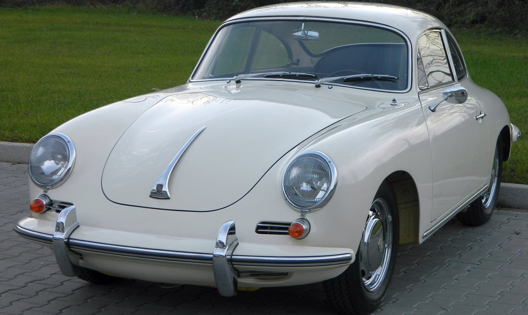 Porsche 356 C Coupe - matching numbers
