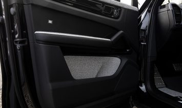 TECHART SUV with Rolf Benz Interior based on Cayenne Turbo