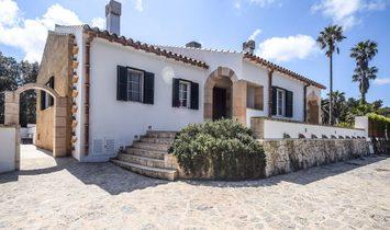Grand Country House Near Alaior