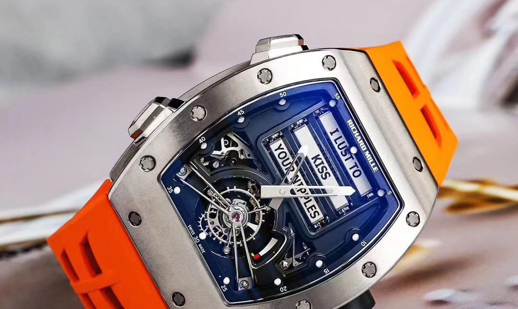 Richard Mille [NEW] RM 069 Erotic Tourbillon Watch