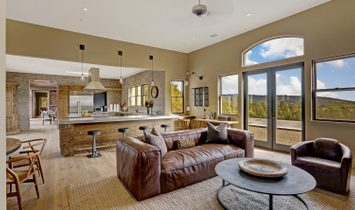 Napa Valley 7,400 Square Foot Newly Built Estate On 70 Acres
