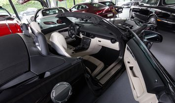 Mercedes SLS AMG GT Cabrio 3.700km
