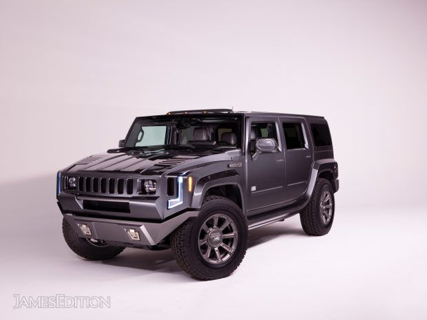 '09 HUMMER H2S CONCEPT - THE HUMMER OF THE FUTURE (10522736)