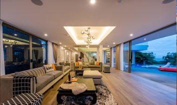 Extraordinary Oceanfront Kamala Millionaire's Mile 6BR Villa