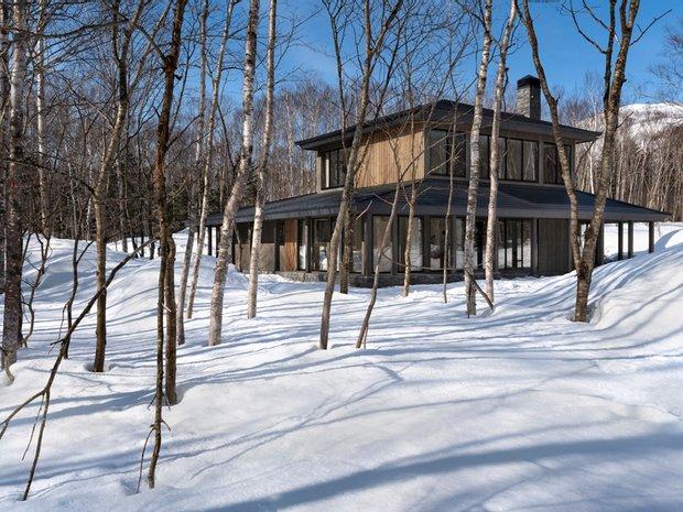 Villa in Yamada, Hokkaido, Japan 1