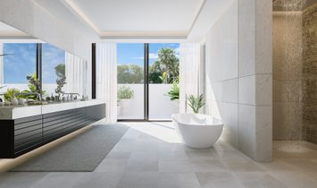 New stylish modern luxury villa in Zagaleta, Marbella
