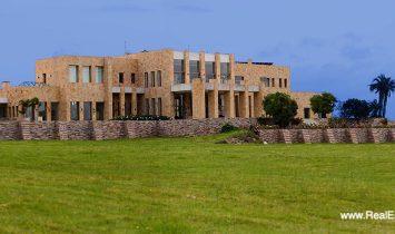 Splendid Villa overlooking the Ocean in Jose Ignacio built on 13.5 Ha