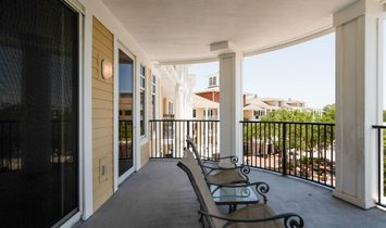 Penthouse Style Fourth Floor Observation Point Condo At Baytowne