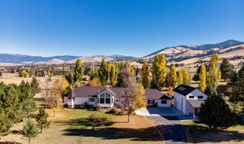 Upper Miller Creek Area Home With Views