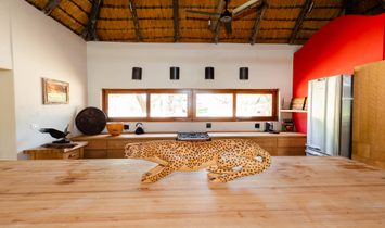 Exclusive Designer Wildlife Lodge in World renowned Big 5 Game Reserve