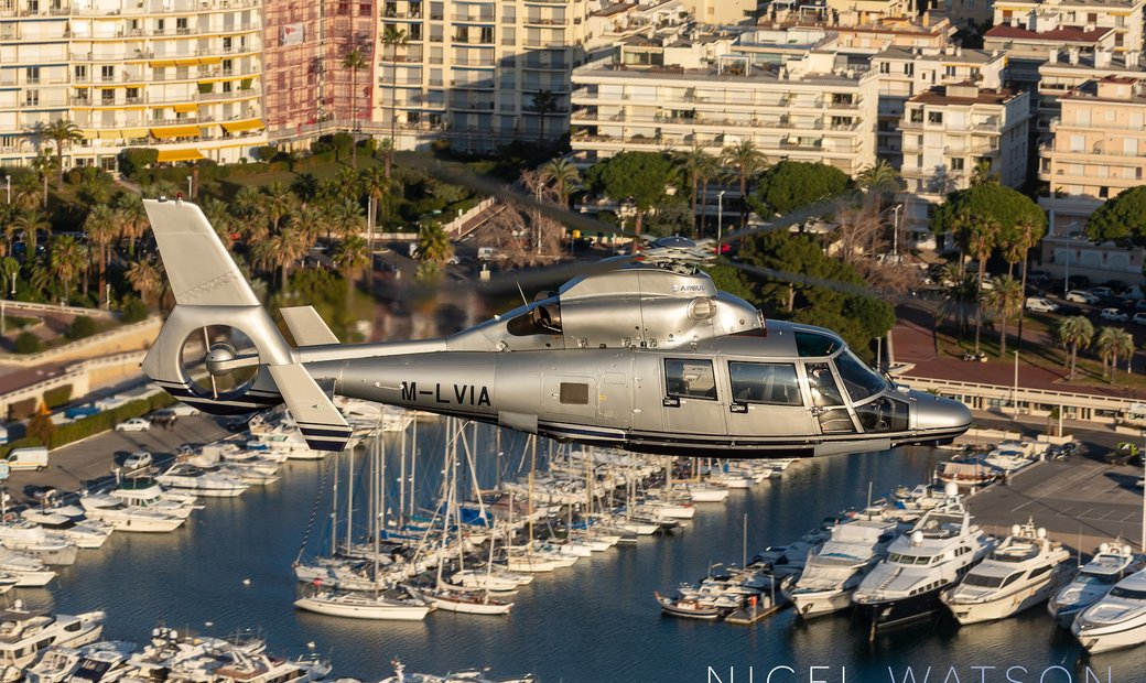 2008 EUROCOPTER AS365 N3 For Sale   VIP since new