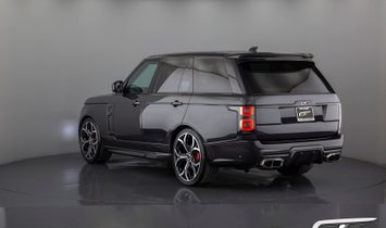RANGE ROVER LWB V8 AUTOBIOGRAPHY SUPERCHARGED Modified By Overfinch