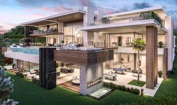 Exclusive New Modern Villa for Sale in La Zagaleta, Marbella