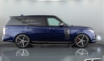Range Rover LWB V8 SUPERCHARGED  Modified By Overfinch