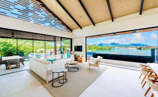 Penthouse in Seychelles