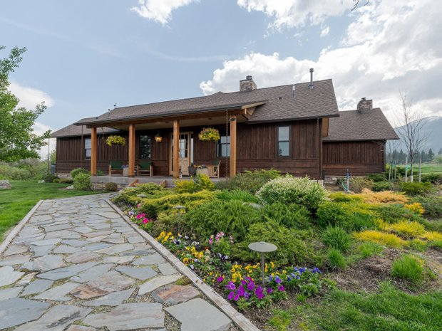 House in Victor, Montana, United States 1