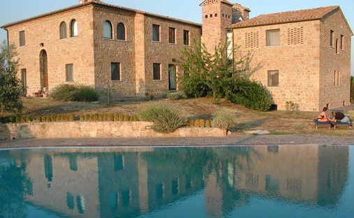 Estate in Tuscany, Italy