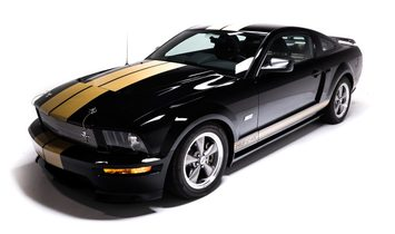 2006 Ford Mustang GT Premium Coupe 2D