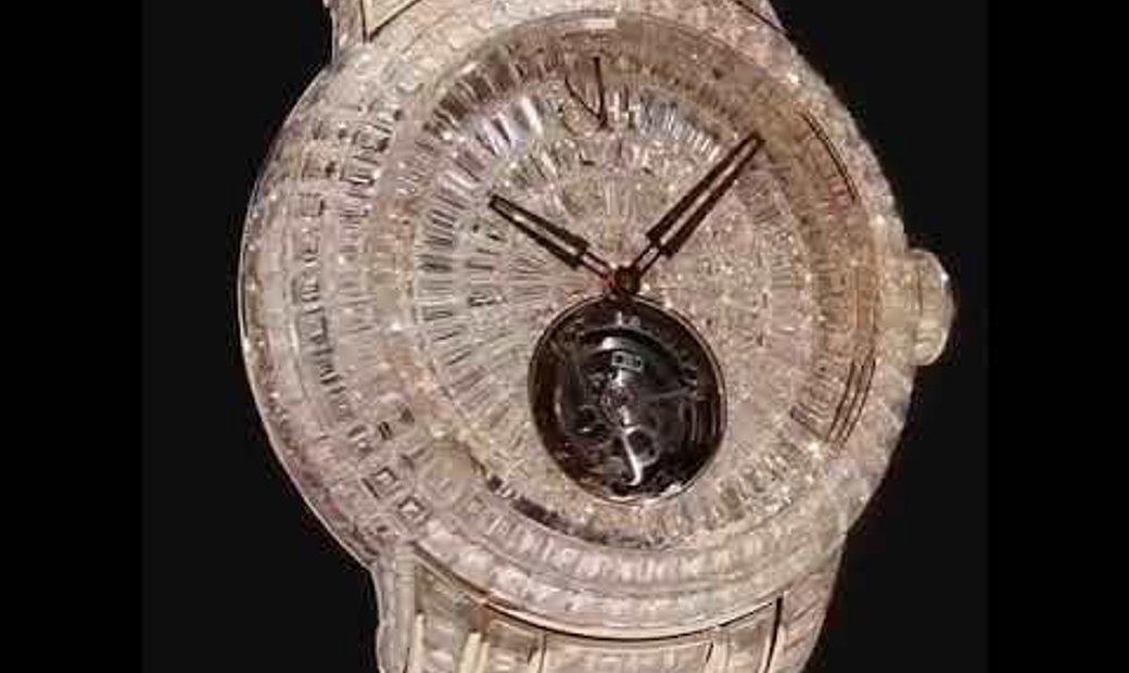 Jacob & Co. 捷克豹 NEW Caviar Tourbillon Diamond Bracelet 44mm CV300.40.BD.BD.A40BA
