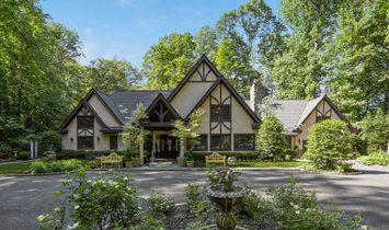 Дом в Локуст Вэлли, Нью-Йорк, Соединенные Штаты Америки 1