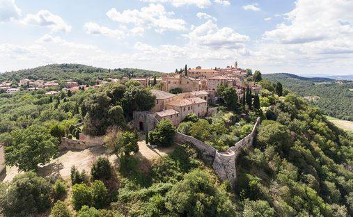 Apartment in Montefollonico, Toscana, Italy