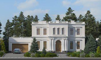 Villa en San Petersburgo, Rusia 1
