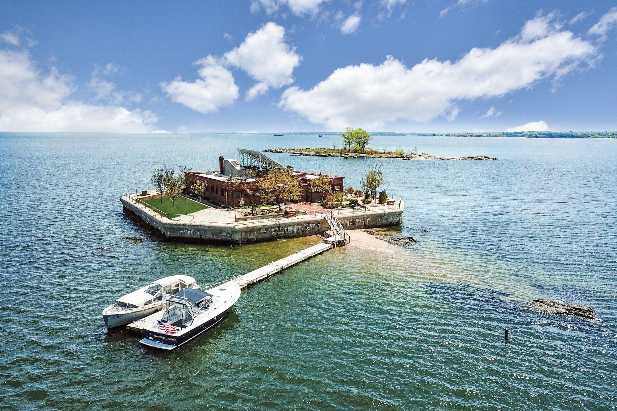Isla Privada en Nueva Rochelle, Nueva York, Estados Unidos 1 - 10531191