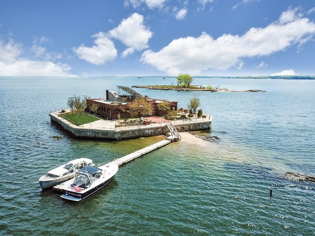 Private Island in New Rochelle, New York, United States 1