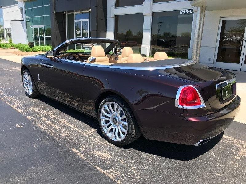 2019 Rolls-Royce Dawn In Troy, MI, United States For Sale