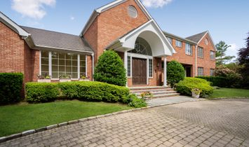 Newly Refreshed Contemporary Colonial