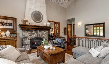 Stunning Craftsman Home On Lush 1/2 Acre In Midway