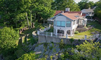 Truly One Of A Kind Oceanfront Home