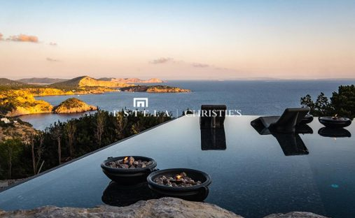 Villa in Es Cubells, Balearic Islands, Spain