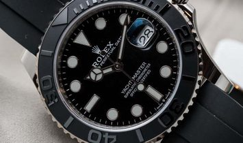 Rolex 2019 NEW MODEL & NEW & 2019年最新款 Yacht-Master 226659 42mm White Gold (Retail:HK$217,200)