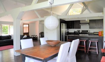 Contemporary Post And Beam Barn