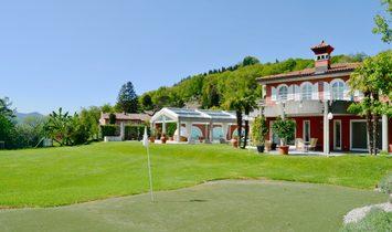 Villa in Lugano, Ticino, Switzerland 1