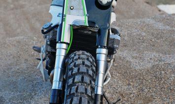 Kawasaki ER6 650 Flat track