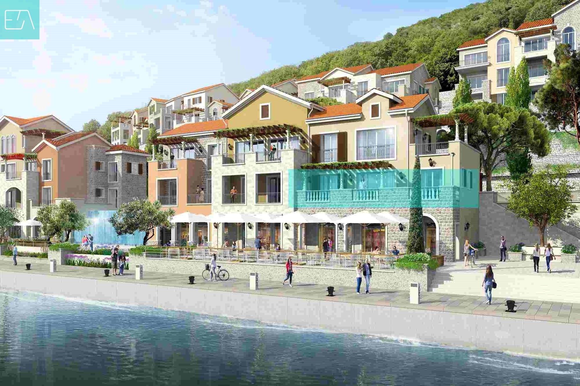 Apartment in Montenegro 1