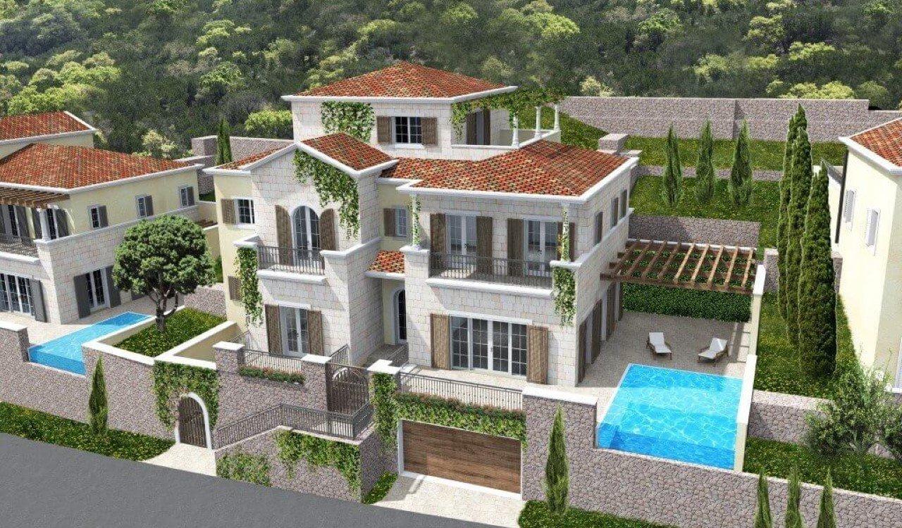 Villa in Tivat Municipality, Montenegro 1