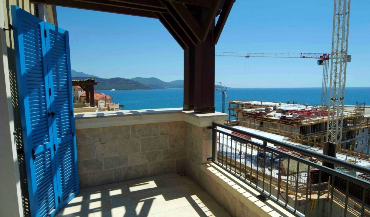 Apartment in Tivat Municipality, Montenegro 1