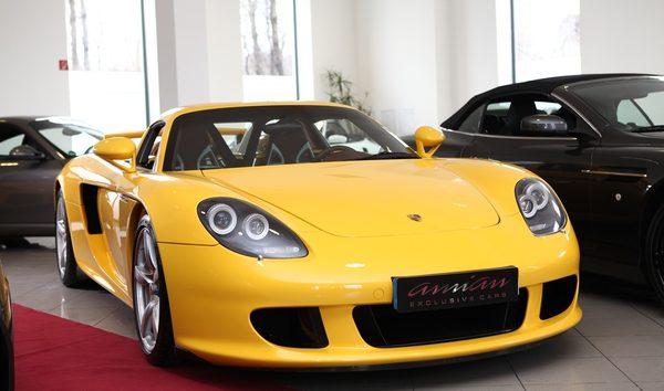 9 Porsche Carrera Gt For Sale On Jamesedition