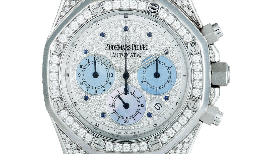 Audemars Piguet Audemars Piguet Royal Oak Chronograph 26068BC.ZZ.D002CR.01
