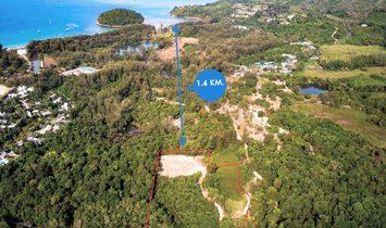 Layan - 15-3-39 RaI of Sea VIew Land for Sale - THB 6m per RaI