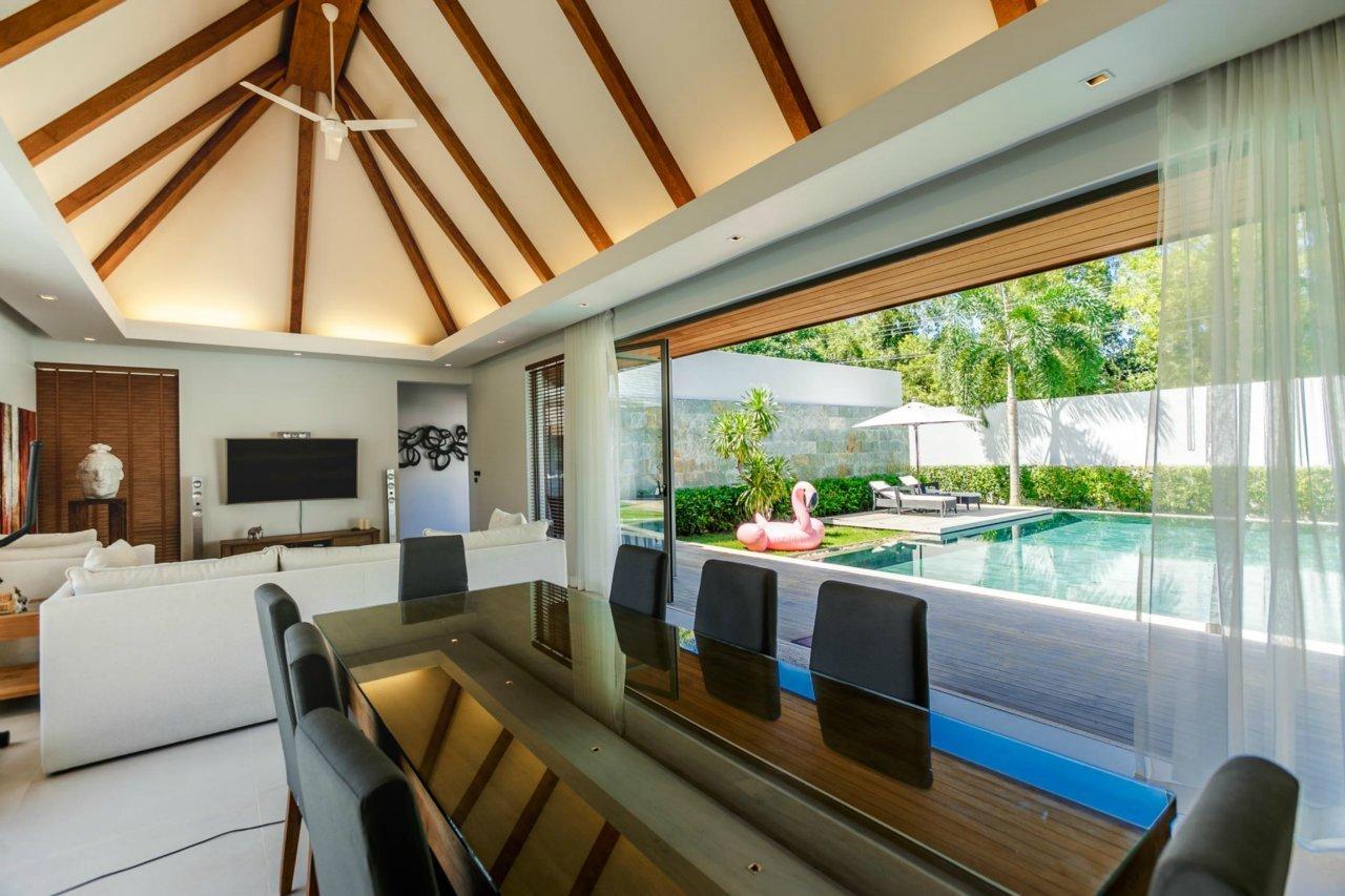 Villa in Phuket, Phuket, Thailand 1