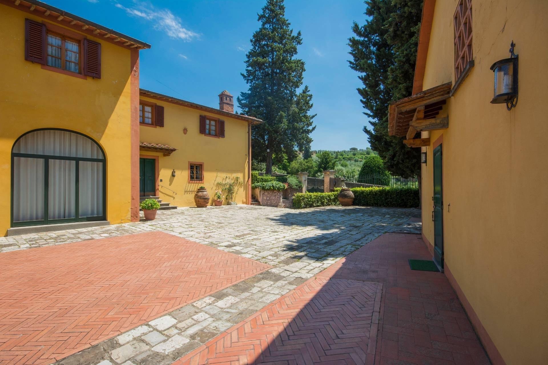 House in Candeli, Tuscany, Italy 1