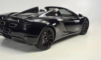 2013 McLaren MP4-12C Spider